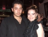 The hosts: Daniel & Rebecca of Fashion Indie