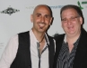 On the left, our host Steven Gad at the Women\'s Mafia Fashion Show Spring/Summer 2010