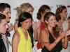 Kristine Gottilla, Wayne Harris, Meiling Chen, Marcy Clark and Models at Women\'s Mafia fashion show