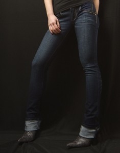 Hot new skinny jeans by Reco Jeans, a brand new recycled denim company!