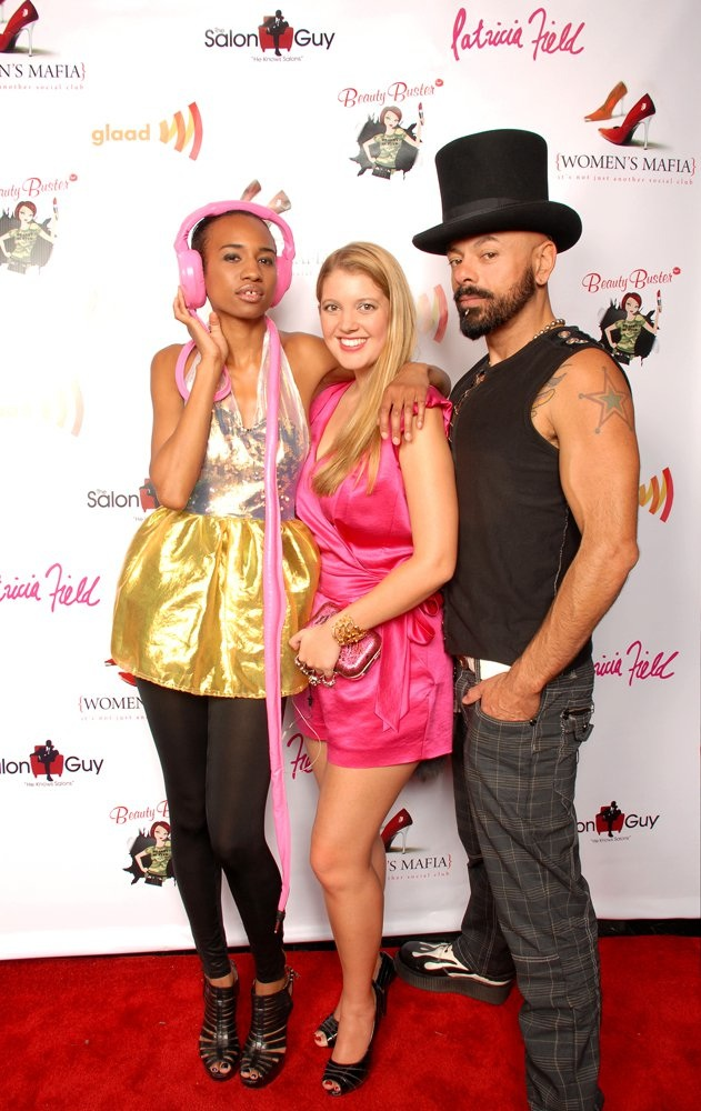 DJ Sharri Model, Women's Mafia Founder Marcy Clark, Photographer Montana Vasquez