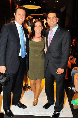 Financier and Founder of MyModel.com David Cote, Philanthropist Linda Goldman, Jeff Zee