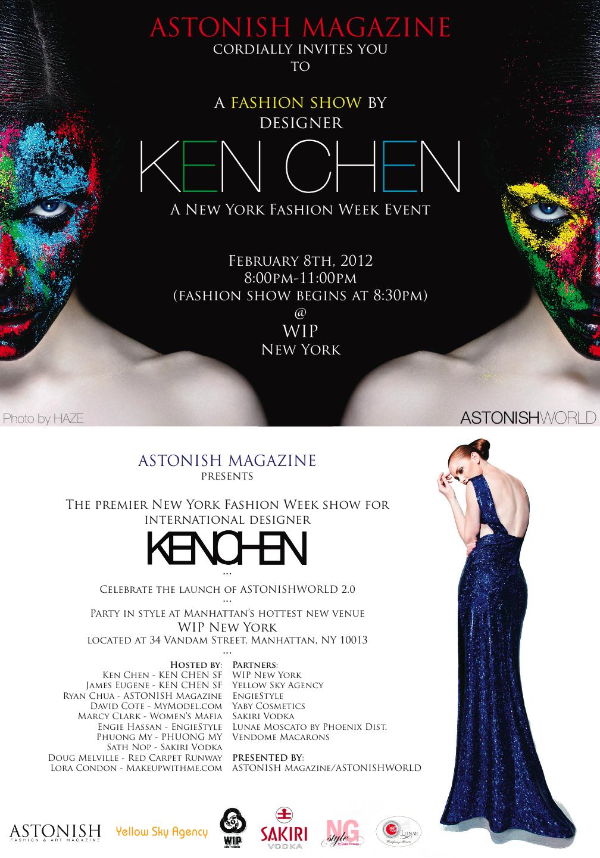 Win Fashion Week Tickets