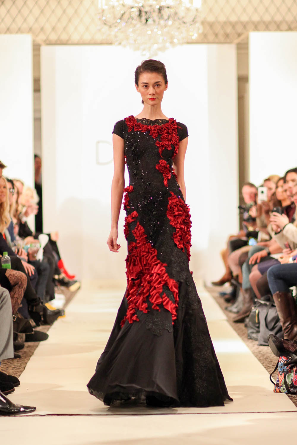 Dore Debuts RTW, Evening Separates and Show-Stopping Gowns at NY ...